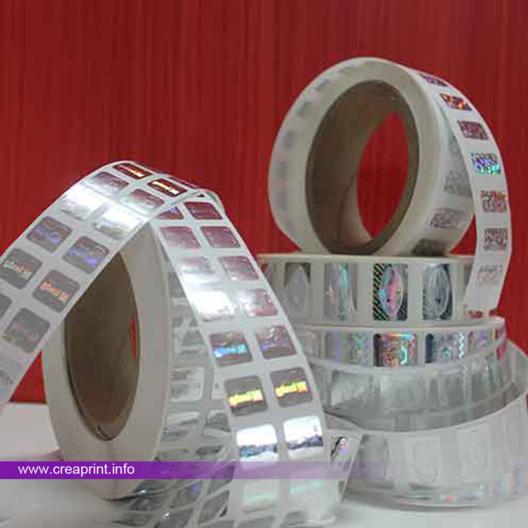 SECURITY LABEL Printing Services