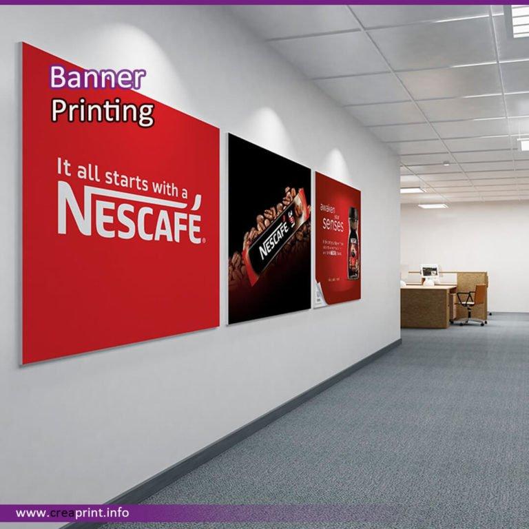 Banner Printing Design