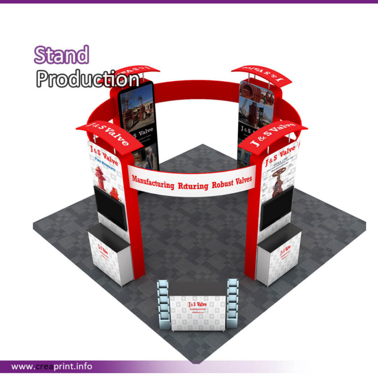 Exhibition Stand Design and Production