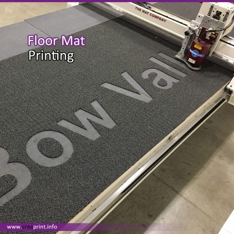 Mat Printing