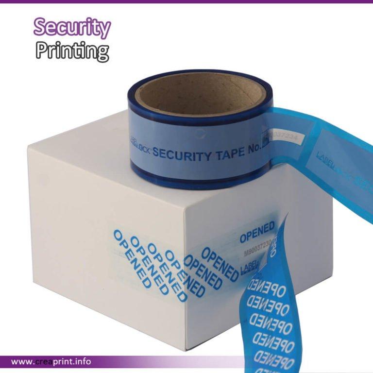Security Printing