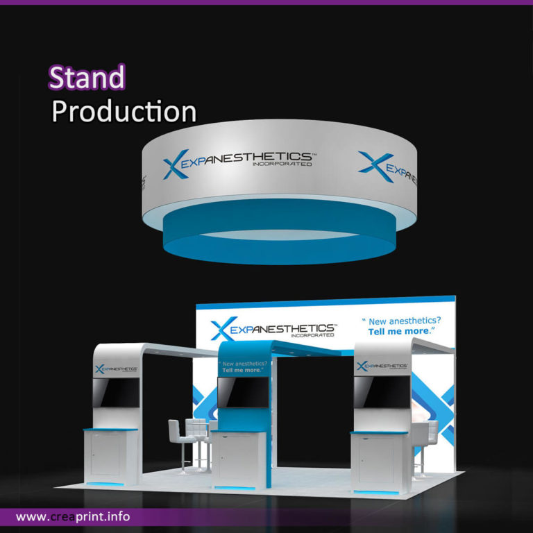 Stand Production Design