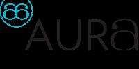 Logo de la société de luxe Aura